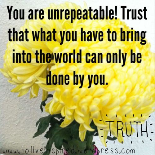 trustTuesdayTruths